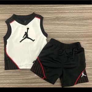 Baby Boy Jordan Basketball Outfit